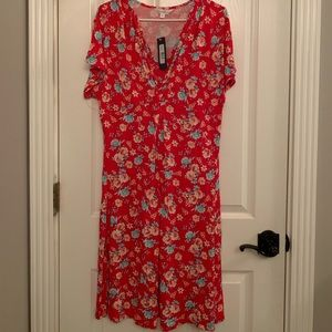 Downeast Flower Fest Dress